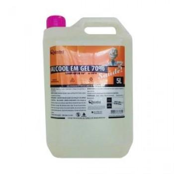 Álcool em Gel 5L