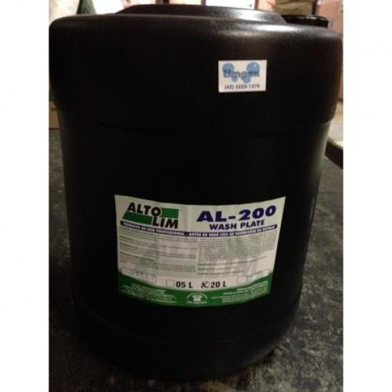 Detergente Wash Plate 20L