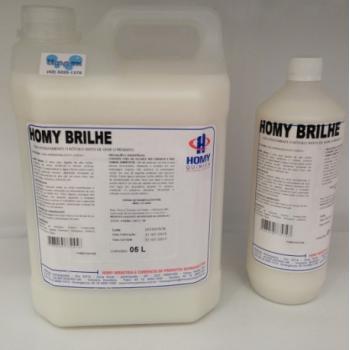 Impermeabilizante Homy Brilhe 5L